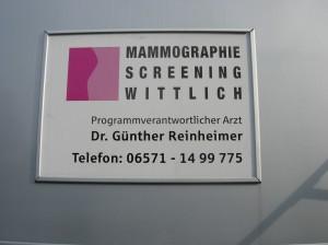 Mammographie 1