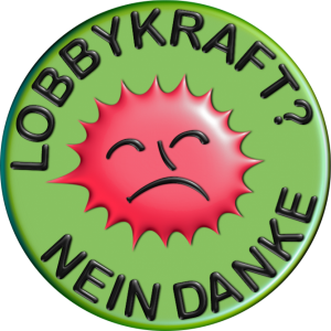 Lobbykraft Nein DankeG72