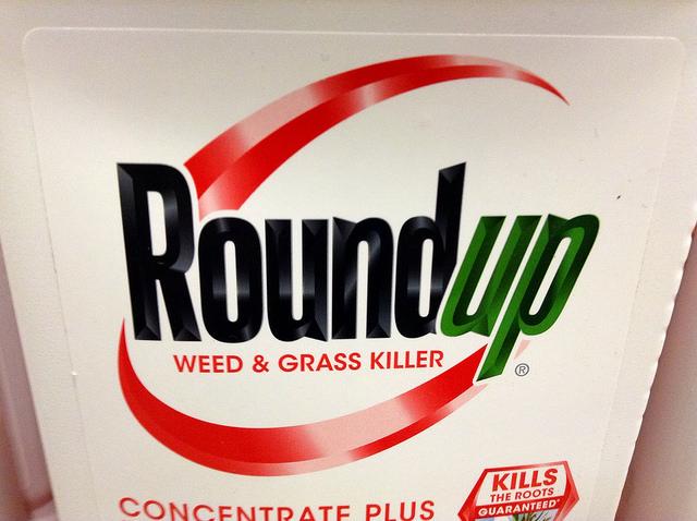Pflanzengift Roundup