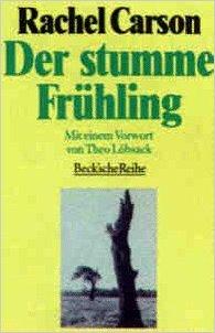 Buchcover Der stumme Frühling