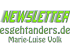 newsletter logo marie luise volk esgehtanders 3