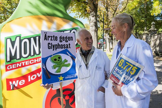 Ärzte gegen Glyphosat